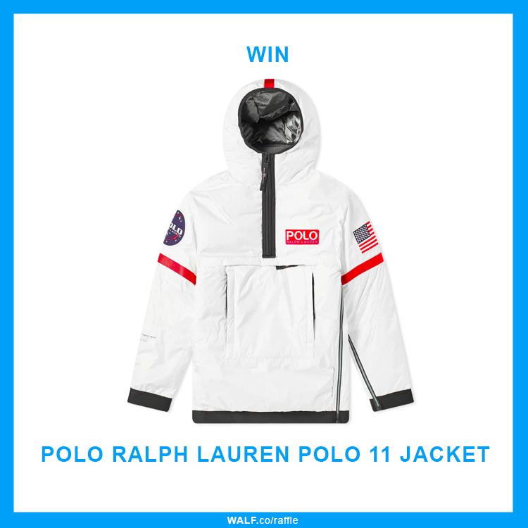Win Polo Ralph 11 Ticket Lauren Jacketraffle Tl3KJcF1