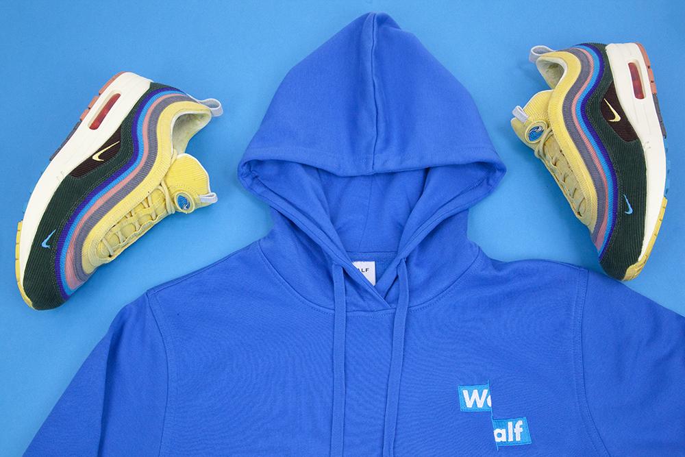 Nike Sean Wotherspoon Air Max Hoodie Match  